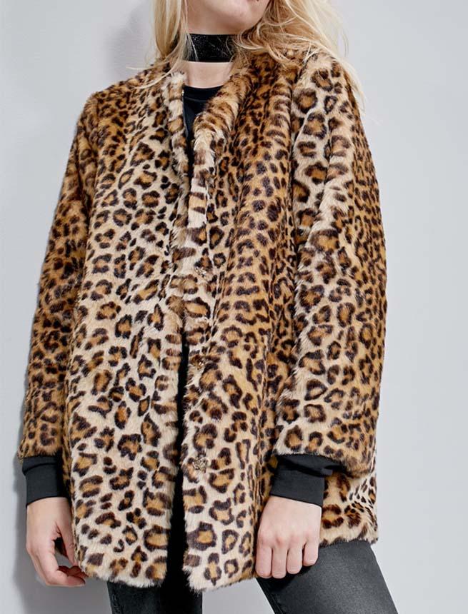 stradivarious coat