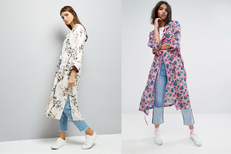 Maxi Kimono Blazers